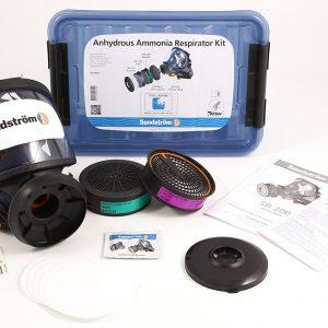 Anhydrous Ammonia Respirator Kit