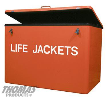 Life Jacket Cabinet 37x25x25