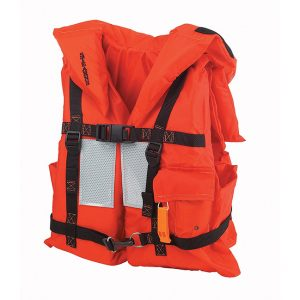 Lifejackets, Lights, and Whistles