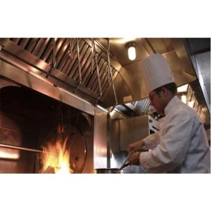 Kitchen/Galley Hood Fire Systems