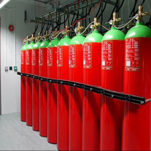 Dry Chemical Fixed Systems