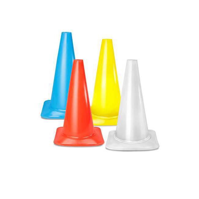 Colored-cones